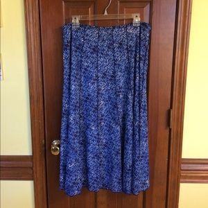 SALE 2/$8 Coldwater Creek Skirt EUC